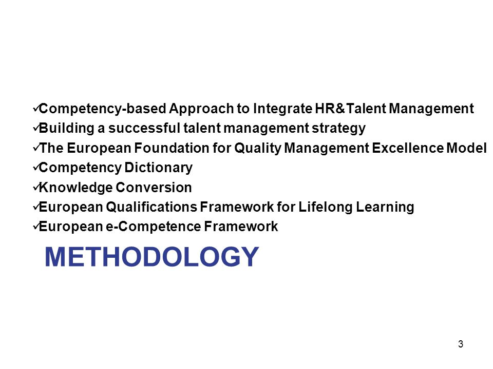 Talent Management with Learning at Heart