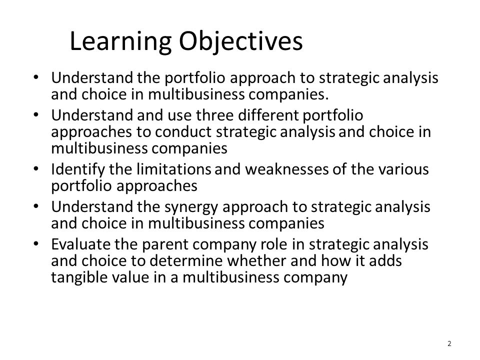 What Are the Limitations of Portfolio Analysis?