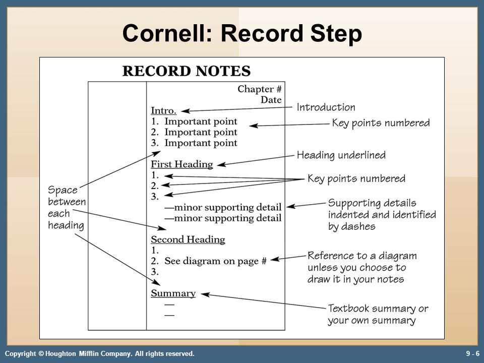 Whap chapter14 cornell notes