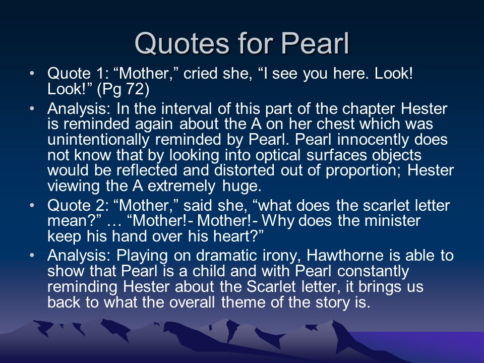 Scarlet Letter Quotes About Hester Being Shunned Timiz