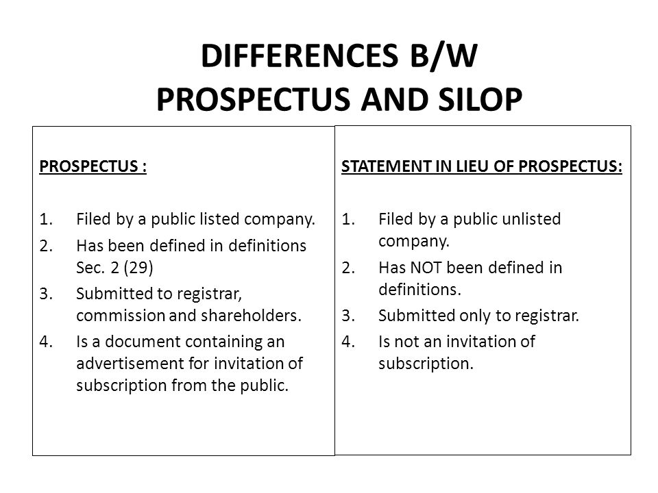 Recap in previous lecture we have learnt registered office promoters 30 differences stopboris Images