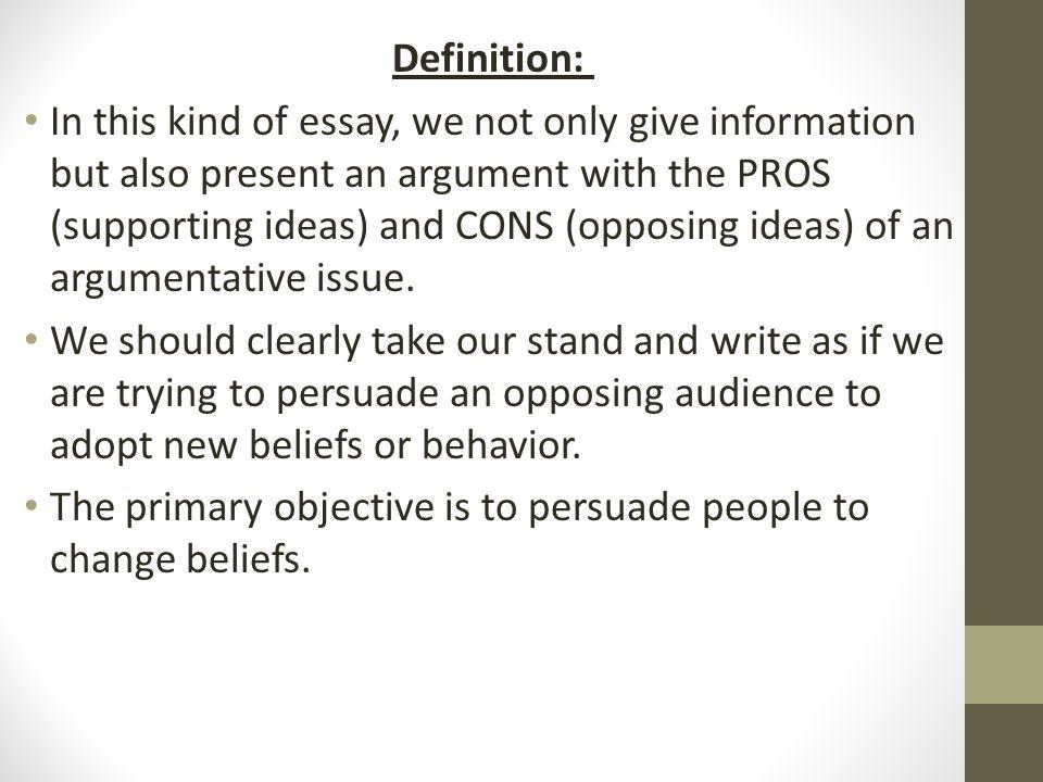 People behaviour essay