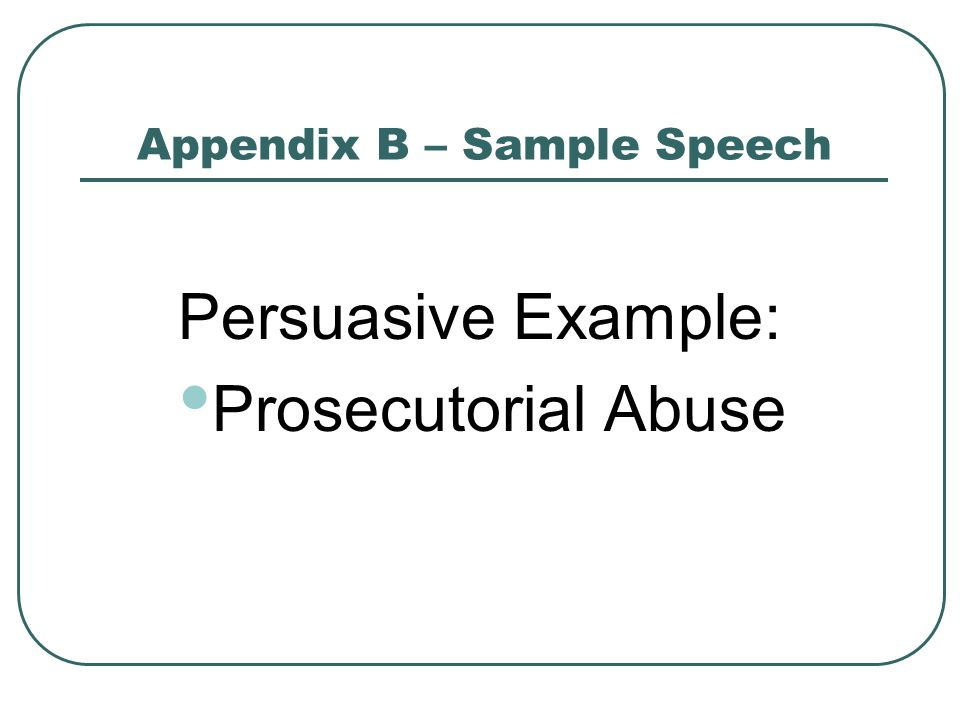 abuse of the elderly persuasive speech Free essay: why you should volunteer for the elderly eng-126 oral  the reports  on tv: an elderly person is physically, emotionally, or sexually abused – how   katie braun speech persuasive speech outline: volunteering.