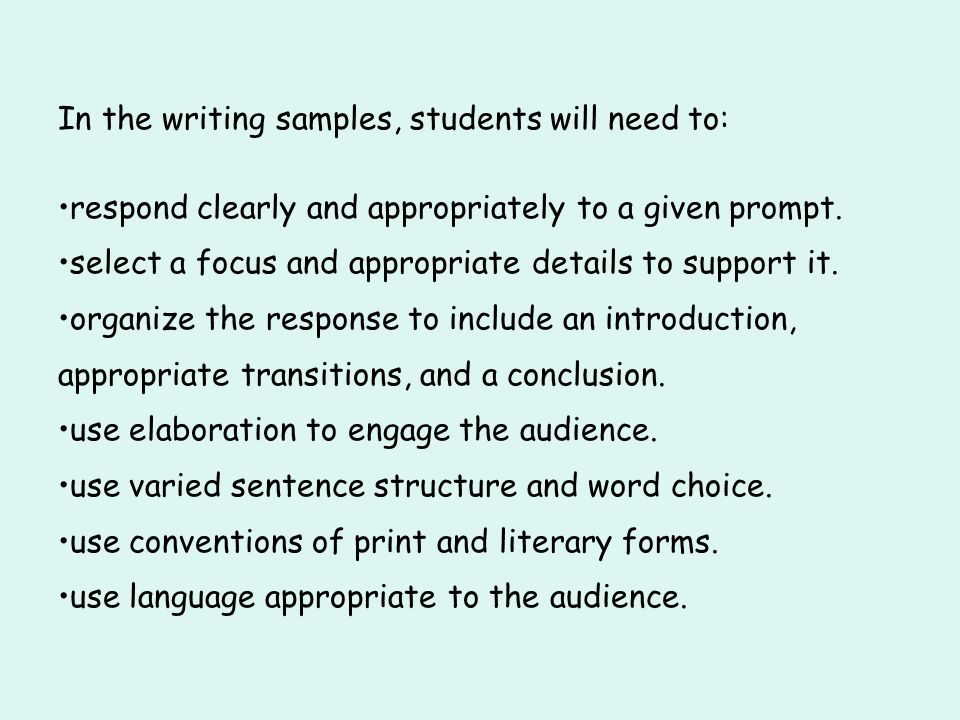 scored hspa essays Writing an essay to be scored holistically gives you the control you need to  how to write a holistic style essay accessed august  how many essays does the.