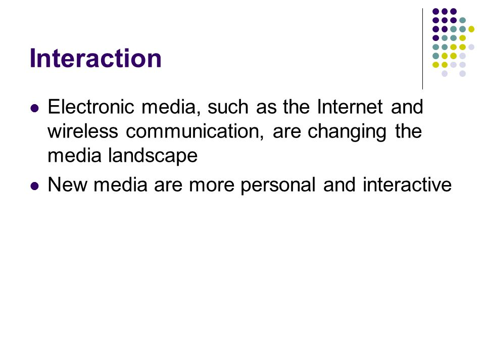 an introduction to the internet advertising Introduction to marketing communications what are marketing communications marketing communications is a subset of the overall subject area known as marketing marketing has a marketing mix that is made of price, place, promotion, product (know as the four p's), that includes people, processes and physical evidence, when marketing.