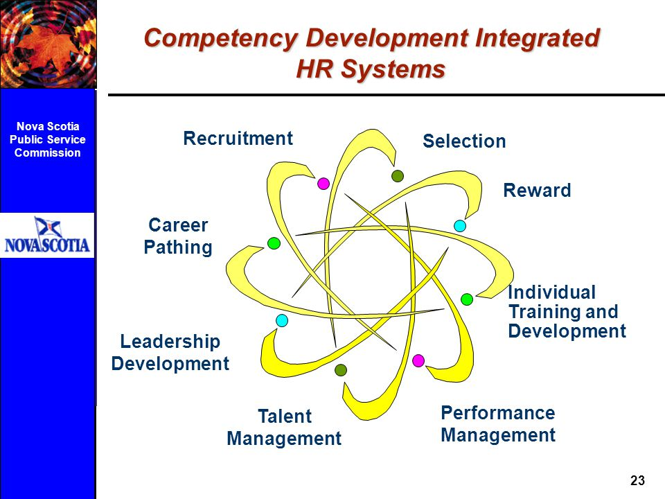 Competency Development Integrated HR Systems