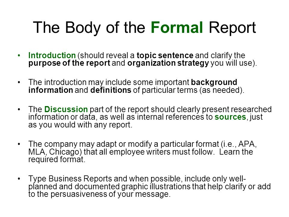 how to write a formal report format How to write up a formal lab report • each student will write up their own lab report and turned in individually how to write up a lab reportdoc.