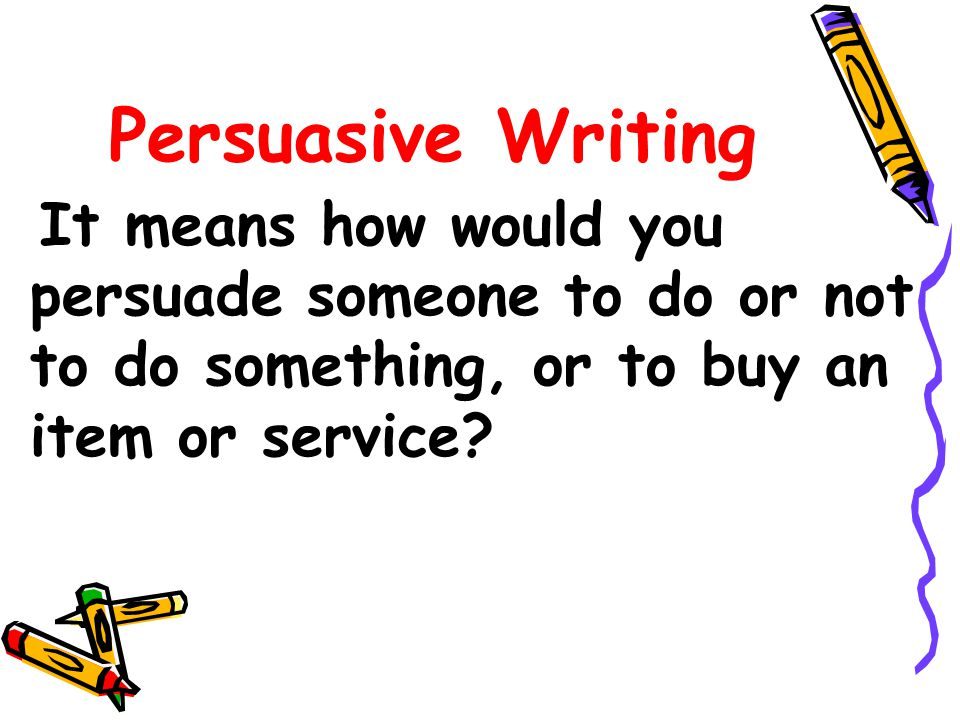 What Is a Persuasive Essay?