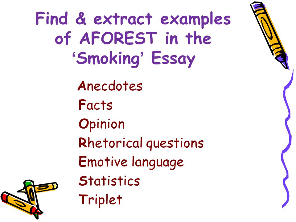 Opinion essay sample answers download