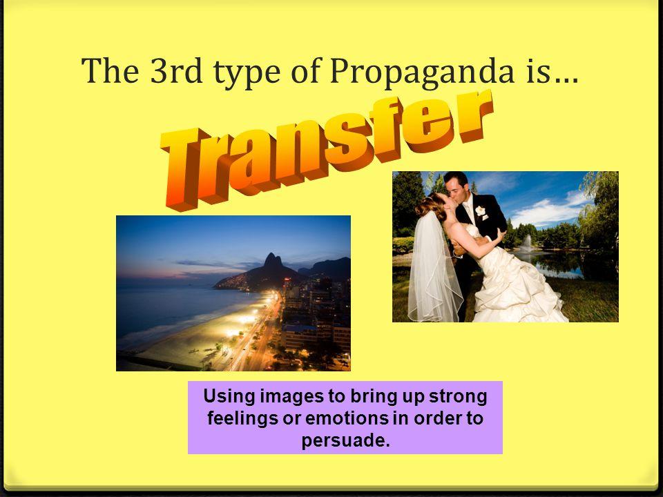 Transfer propaganda