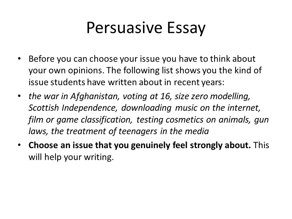 Thesis Statement Analytical Essay National Persuasive Essay Ppt Video Online Persuasive Essay How To Write A Proposal Essay Outline also Essay Topics For High School English Voting Essay National Persuasive Essay Ppt Video Online Cover Letter  Process Essay Example Paper