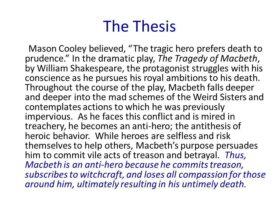 purpose of antithesis in shakespeare