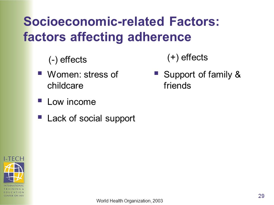 the effect of socio economic factors on Indicated that the effect of socio-economic factors influencing the farmers' participation in agricultural development programme was influenced by 705% likelihood was influenced by membership, farmer household size was found to be.