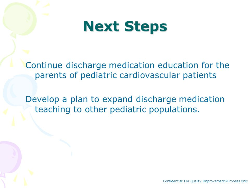 medication teaching plan These things so that you can both show and teach that young person how to use   pharmacy counter: plan b due to an age limit and pseudoephedrine to help.