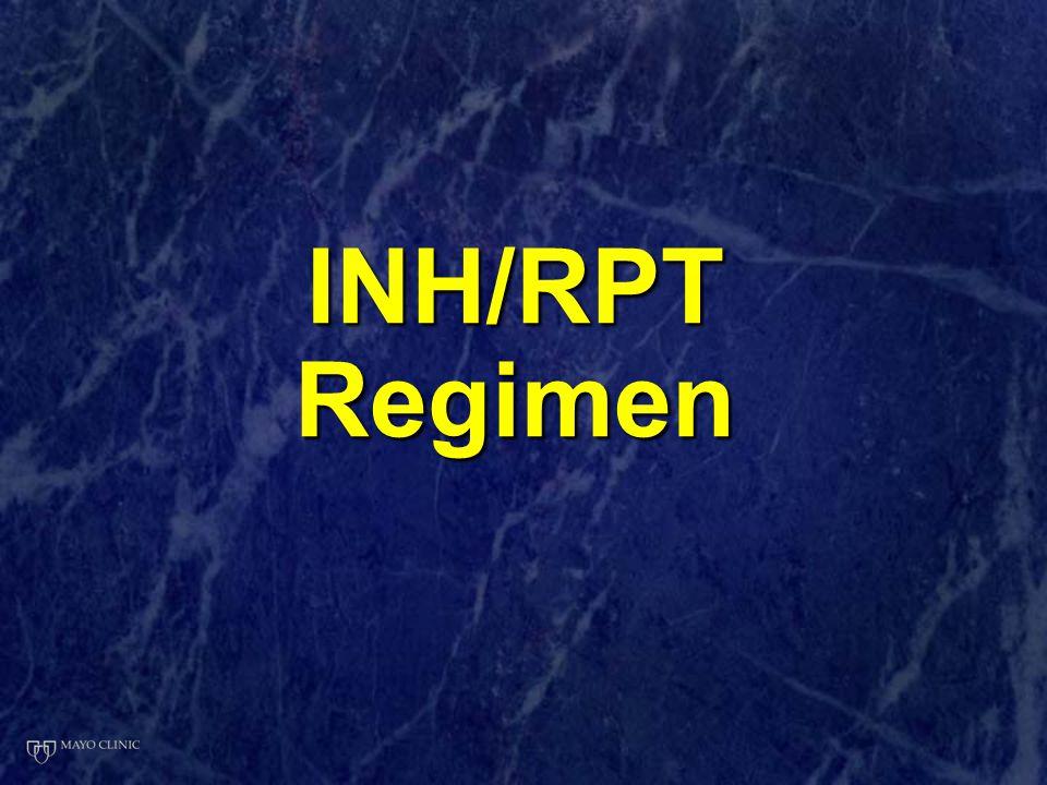INH/RPT Regimen 84