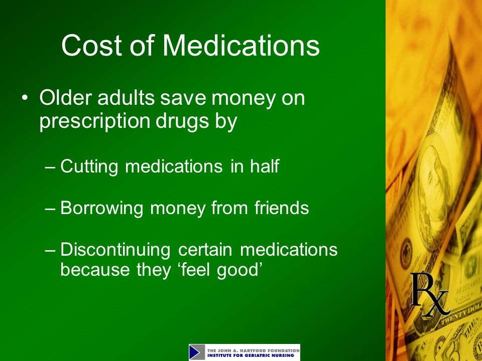 Polypharmacy Of Older Adults Ppt Video Online Download