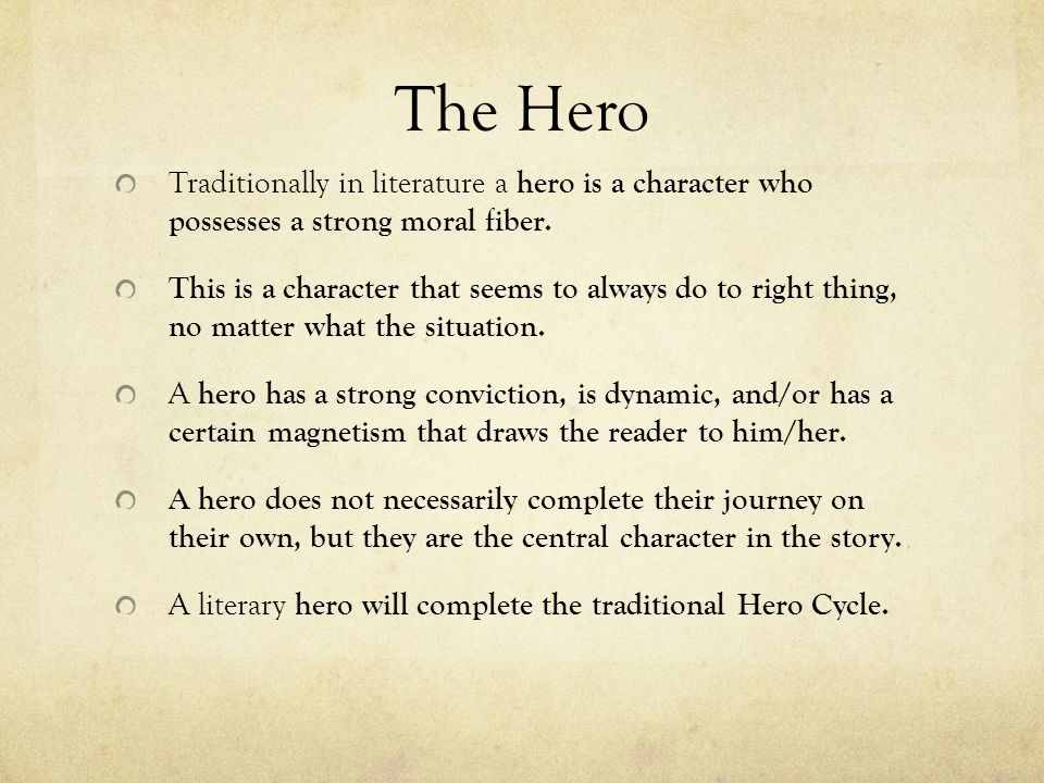 what is an anti hero in literature