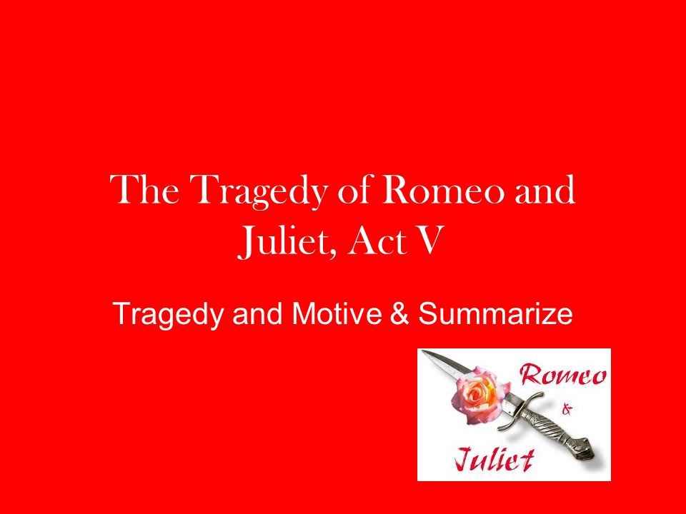 the tragedy of romeo and juliet essay What caused the tragedy in romeo and juliet essaysthe drama romeo and juliet, written by william shakespeare is known throughout the whole world, but no one in the world knows for sure what caused the disgrace the book is famous for.