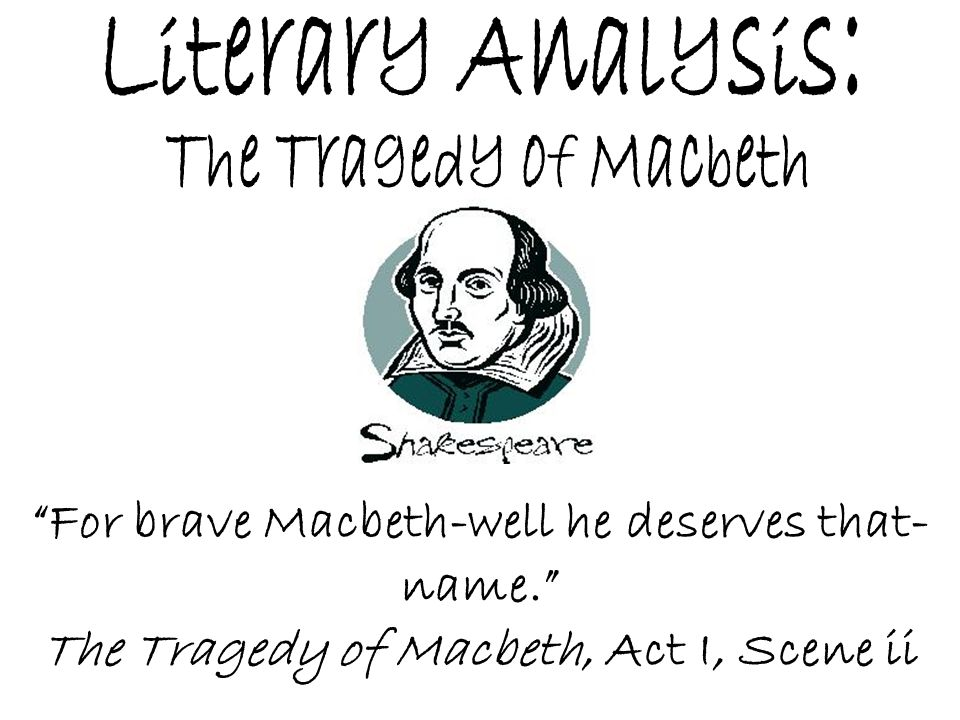 the characteristics of a tragedy play in the case of hamlet and macbeth