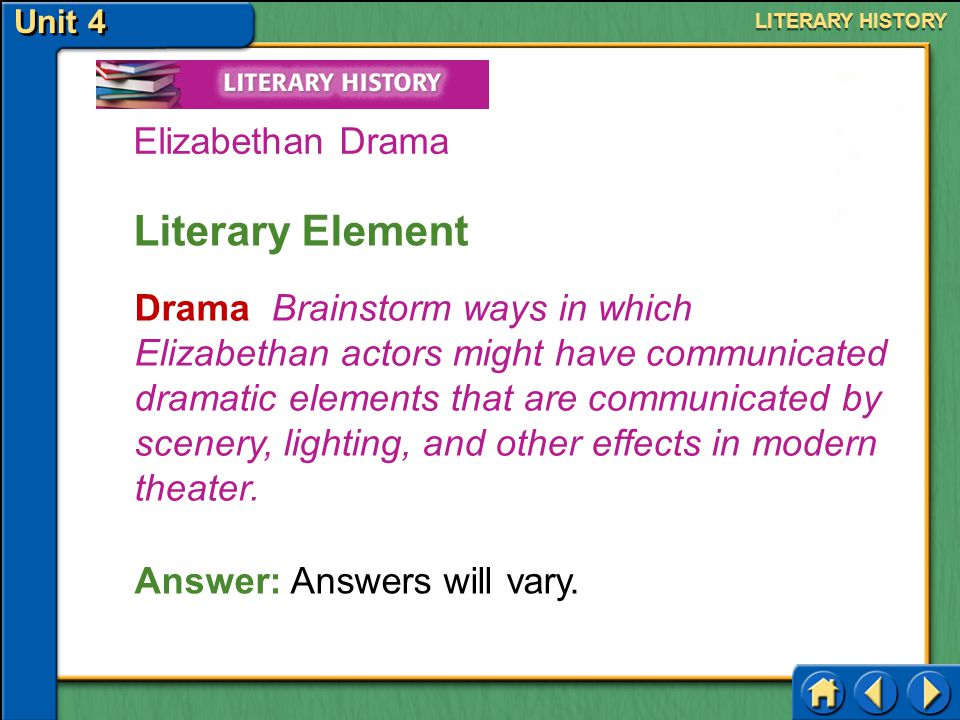drama literature of the elizabethan English renaissance theatre may be said to encompass elizabethan theatre from 1562 to 1603, jacobean theatre from 1603 to 1625, and caroline theatre from 1625 to 1642 along with the economics of the profession, the character of the drama changed towards the end of the period.