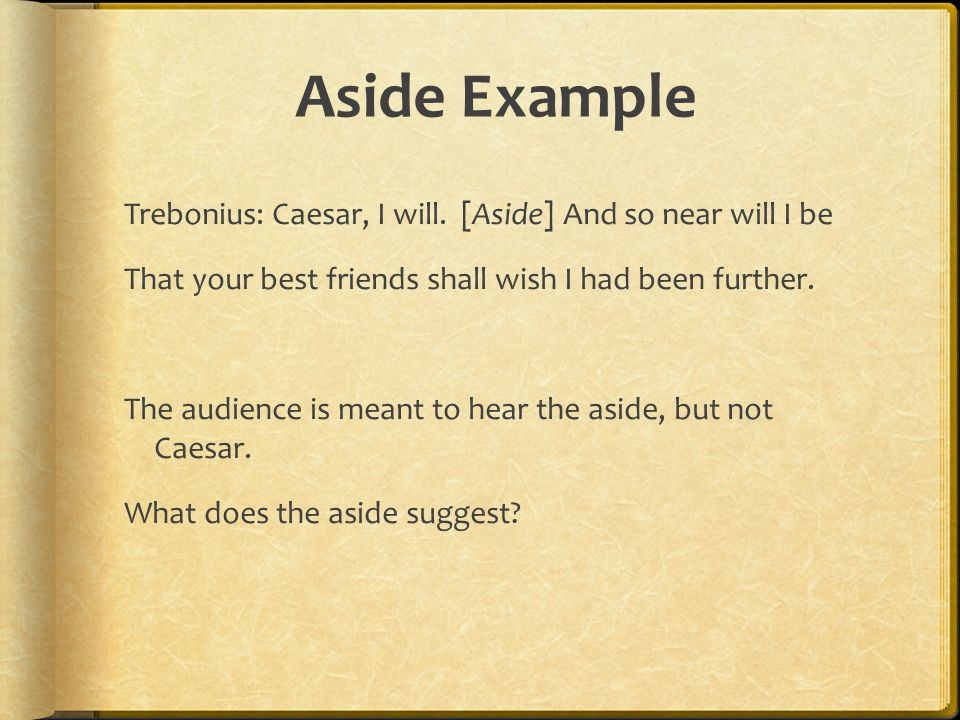 Shakespearean Drama Vocabulary And Terms Ppt Video