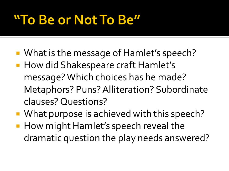 """the four major soliloquies reflecting hamlet in shakespeares hamlet Investigating the function of the main soliloquies in shakespeare's hamlet  in  william shakespeare's """"hamlet"""" there are four major soliloquies that reflect the."""