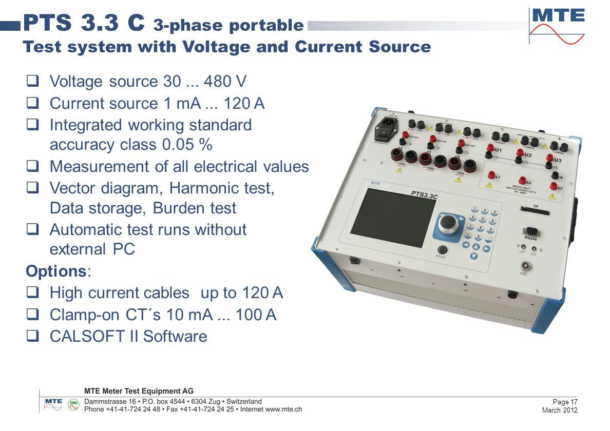 High Voltage Phase Tester : Mte´s portable product portfolio ppt video online download