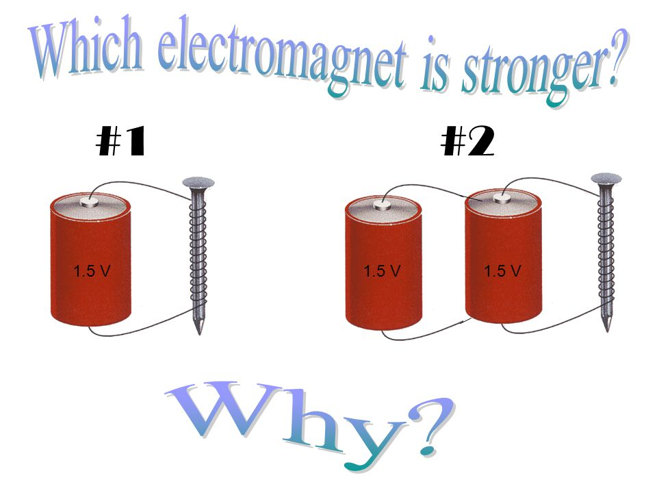 how to make an electromagnet stronger