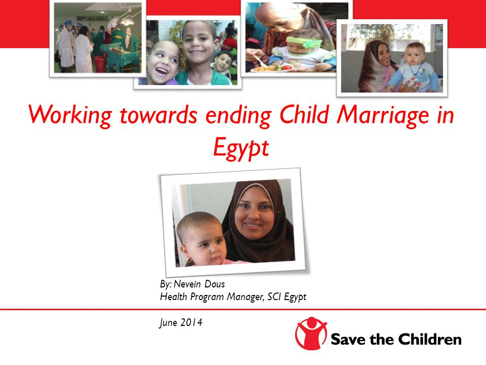 child marriage in egypt