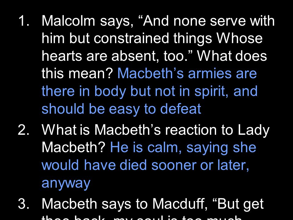 "loss of innocence in macbeth Macbeth does murder sleep"" (2247-48) macbeth continues to comprehend his  loss of innocence and ability to sleep peacefully as he."