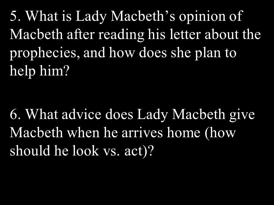 opinion of macbeth Macbeth cuenta una historia de crimen y castigo entreverada de brujería y elementos sobrenaturales amparado en las engañosas profecías de las hermanas fatídicas.