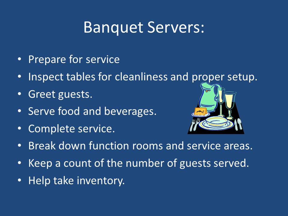 Food Service Break It Down To Clean