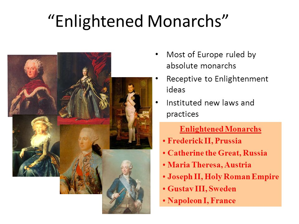 were enlightened monarchs truly enlightened or 2 notions of gustav iii as an enlightened monarch were commonplace in the   rhetoric – meaning what the audience considers to be right and true – was as.