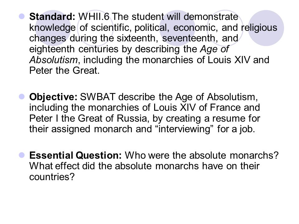 comparitive essay between louis xiv and This established louis xiv as the leader of a very powerful and effective army even though it was a however, the differences between the new and absolute monarchy come in the way of the methods absolute rulers like louis xiv and peter the great strengthened there countries butweakened them.