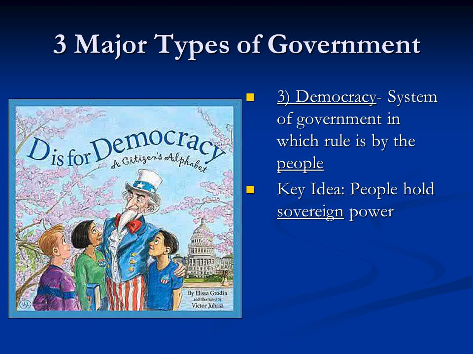 the five main forms of government Federal, state, & local governments main  state & local government finances current forms and information  quarterly data for the last five years are.