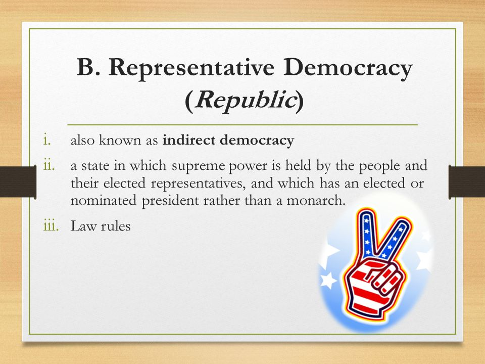 Forms of Governments SS.7.C.3.1- Compare different forms of ...