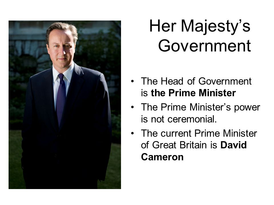 understanding the powers and limitations of british prime ministers Home australia's pms the australian prime minister of ministers as advisers to the british limitations like those indicated below, prime.