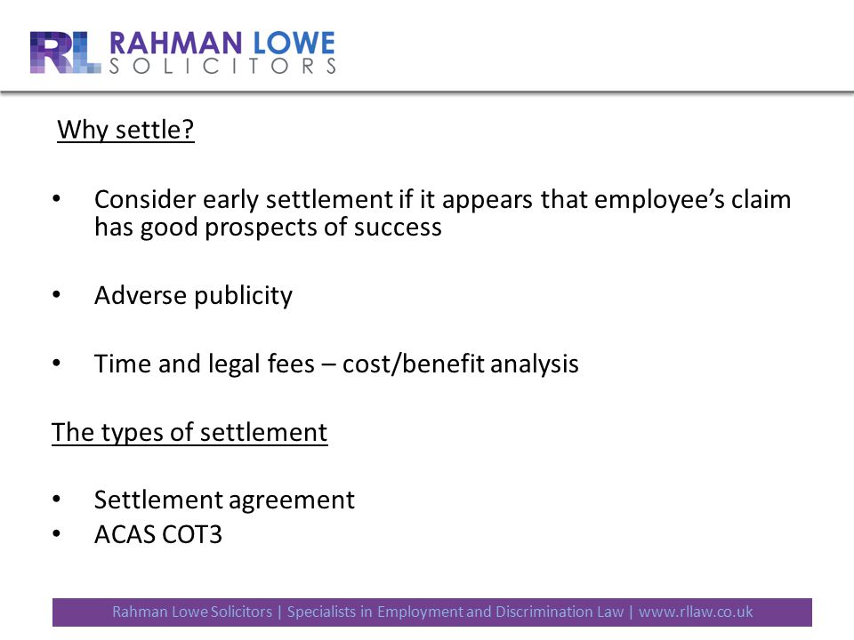 Top tips for defending and settling claims ppt download time and legal fees costbenefit analysis the types of settlement platinumwayz