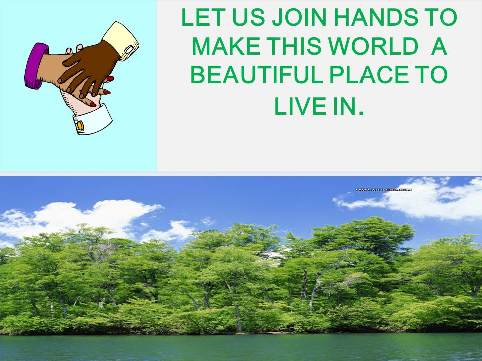 Zero Garbage Project An Expression Of Our Love For Environment Ppt Video Online Download
