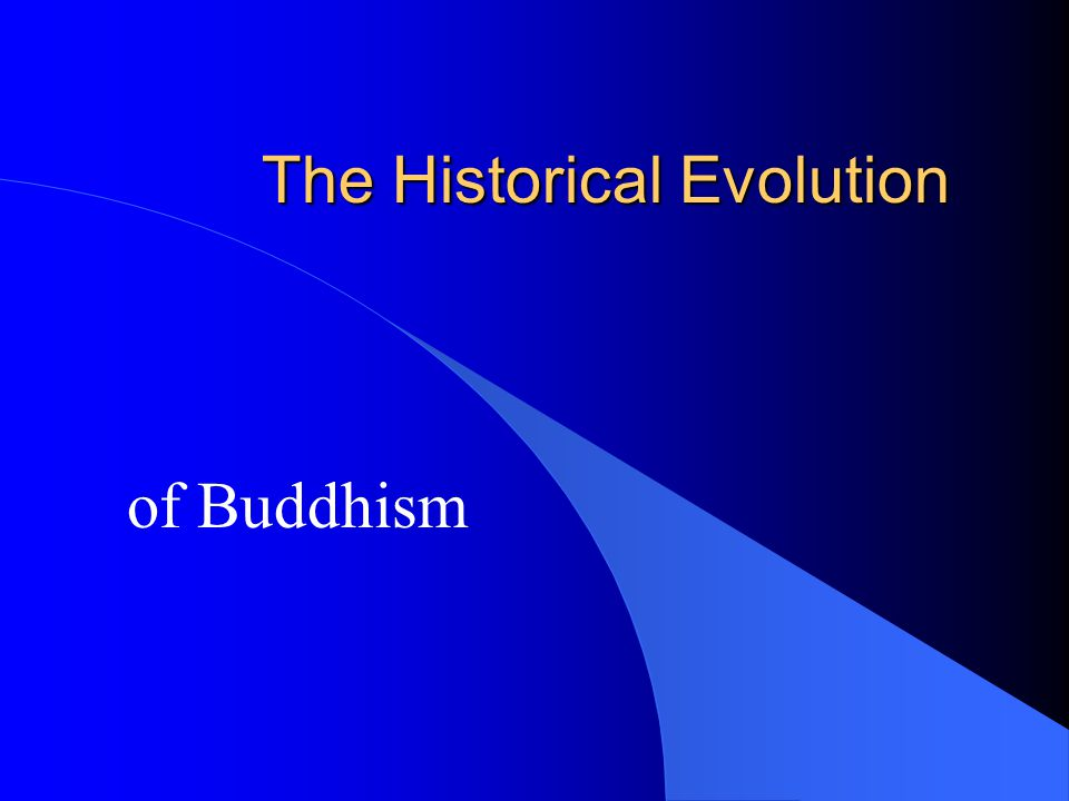 History of Buddhism in India