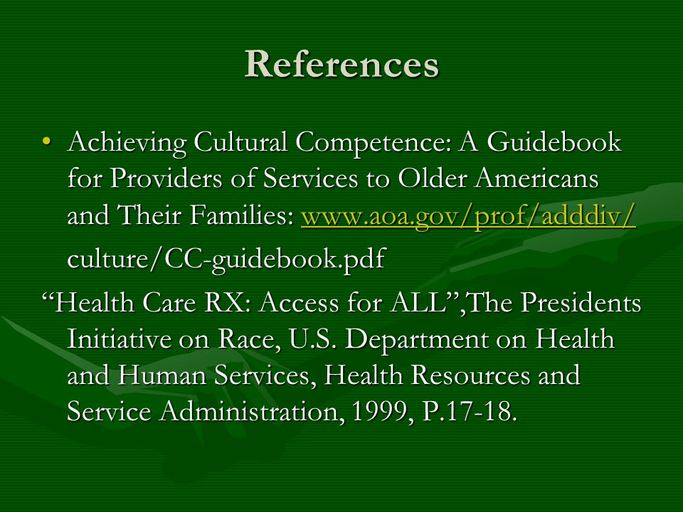 diversity amp cultural competence in respiratory care ppt