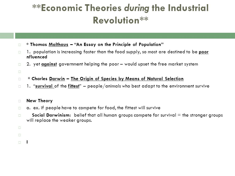 an examination of the industrial revolution The industrial revolution is an extremely interesting period to examine in world history many historians would argue the industrial revolution is one of, if not the most, important phenomenon in recent history that is responsible for permanently transforming the social and commercial landscape into the model found in america and europe today.