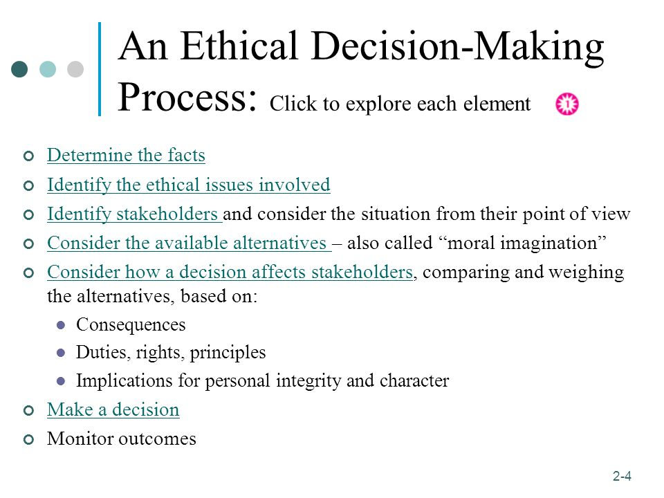 Ethical dilemma in professional psychology 14 steps of the