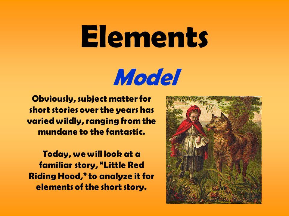 5 elements of plot of truce in the forest