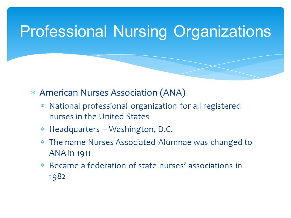 socialization to nursing Socialization theory into baccalaureate nursing education sandra godman  brown, dsn, rn the new generation ofnurses must incorporate a political.