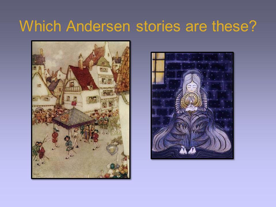 hans christian andersen short stories pdf