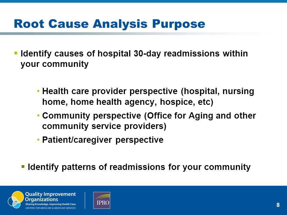 wgu nursing root cause analysis