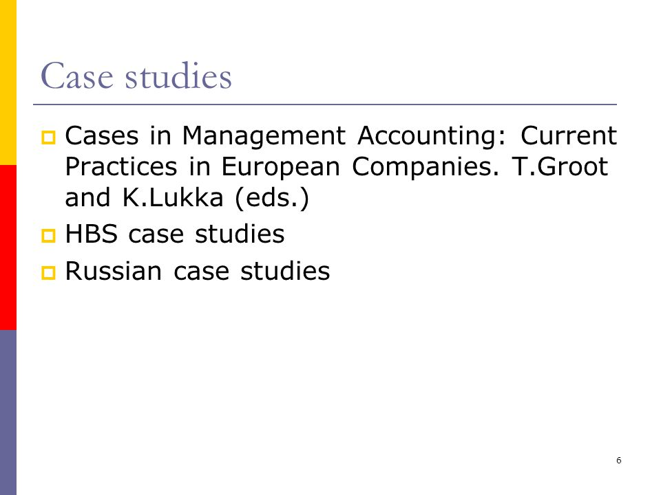 management accounting wilkerson company case Wilkerson company activity based costing  management accounting for multinational companies - management accounting for multinational companies associate professor igor baranov graduate.