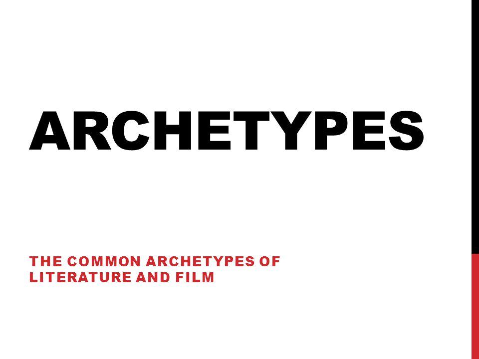 the archetypes of literature pdf