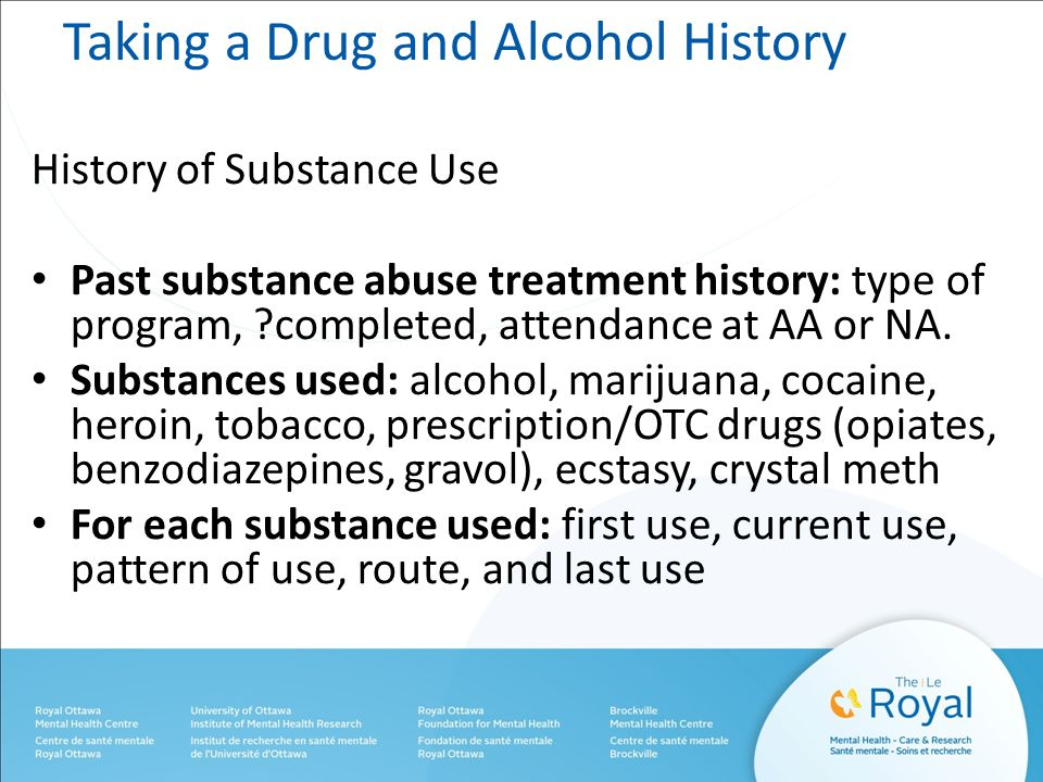 a history of alcohol and tobacco use 1999-11-4  achievements in public health, 1900-1999: tobacco use -- united states, 1900-1999 please note: an erratum has been published for this article to view the erratum, please click here.